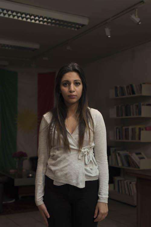 005_Les Kurdes de Paris_2015_HamidAZMOUN_Helin1994_HAZ3283