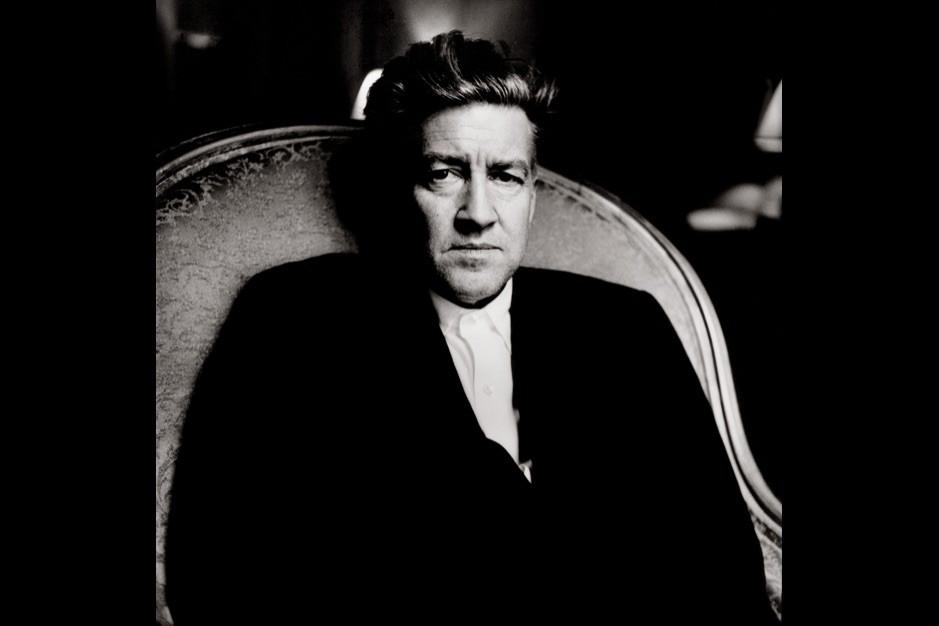 David Lynch, 1999.  © Richard Dumas