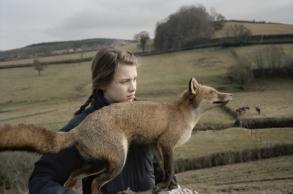 Sasha, le renard, 2009 © Claudine Doury