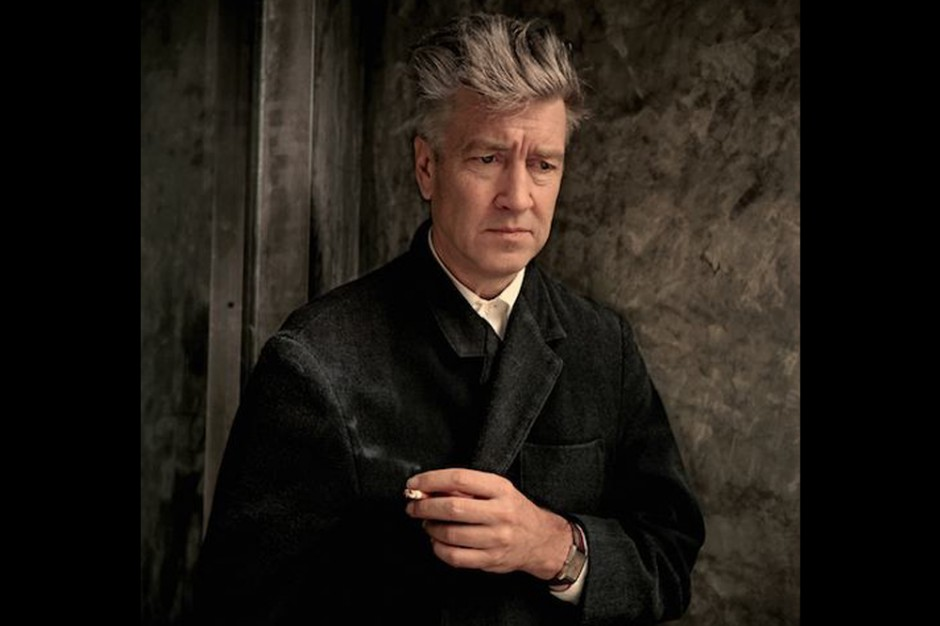 David LYNCH, Hollywood 2001. © Richard Dumas