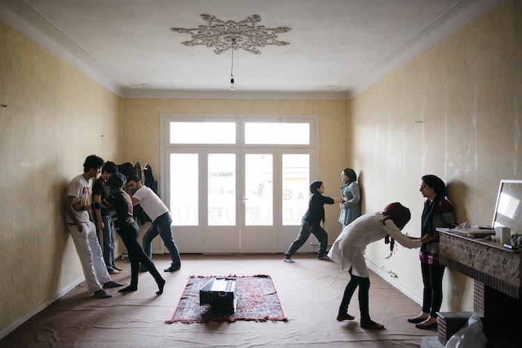 Insolents de Téhéran
