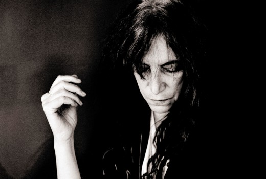 Patti Smith, 2010 © Richard Dumas / Vu' Agency