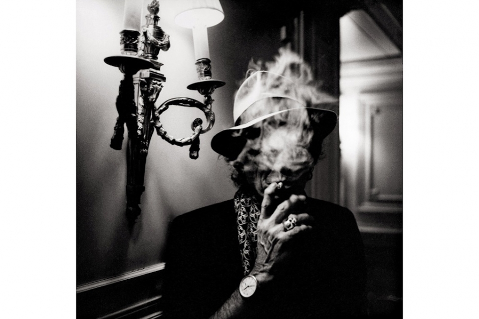 Keith Richards, 2011 © Richard Dumas