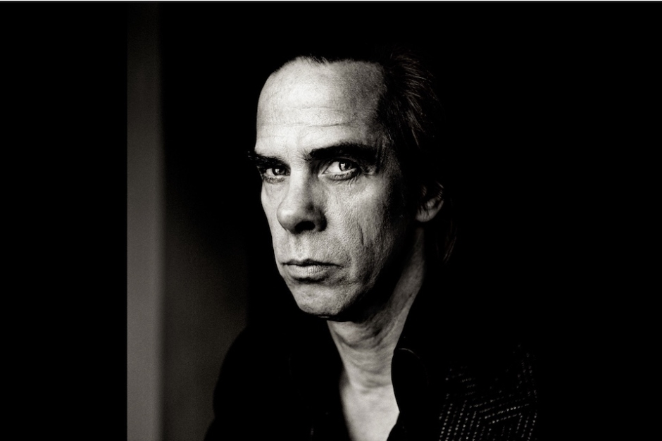 Nick Cave 2013 © Richard Dumas