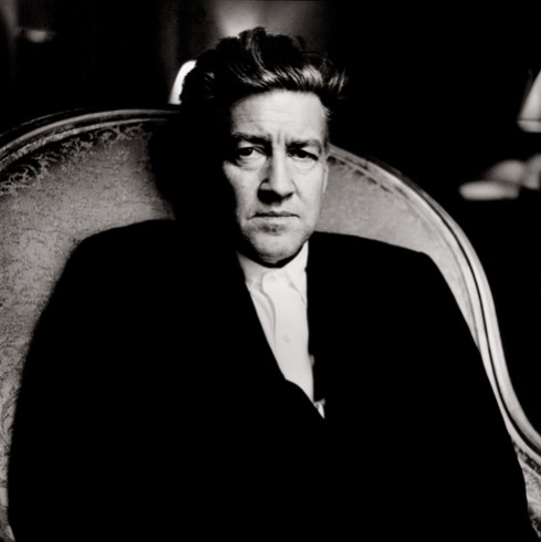 David Lynch, 1999. © Richard Dumas